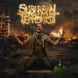 Suburban Terrorists - Inhuman Breed