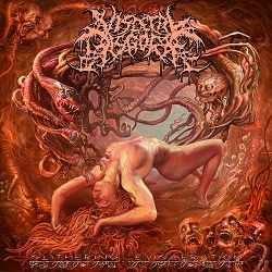 Visceral Disgorge - Slithering Evisceration