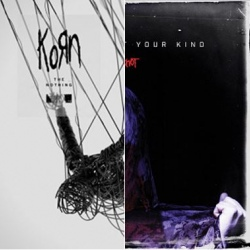 Korn / Slipknot - The Nothing / We Are Not Your Kind