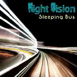 Night Vision - Sleeping Bus
