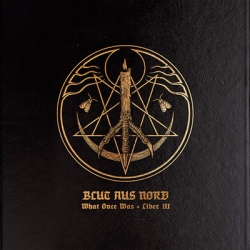 Blut Aus Nord - What Once Was​.​.​. Liber III (EP)