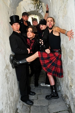 Celtic punk 8/12 - Paddy and the Rats