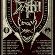 Death To All European Tour 2013
