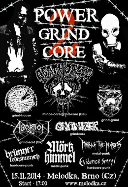 Power Grindcore Fest Vol.2