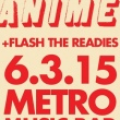 Animé + Flash The Readies