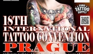 18th Tattoo Convention Prague