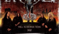 Will to Power tour 2017