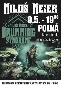 Miloš Meier Drumming Syndrome 2018