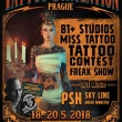 20th Tattoo Convention Prague