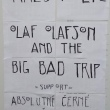 Olaf Olafsonn And The Big Bad Trip - křest LP