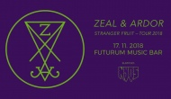 Zeal & Ardor ve Futuru + support NYOS