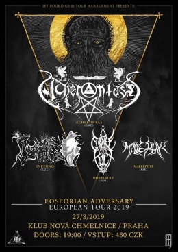 Eosforian Adversary, European Tour 2019