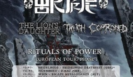 Rituals of Power European Tour