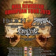 Hell Revisited European Metal Tour 2013