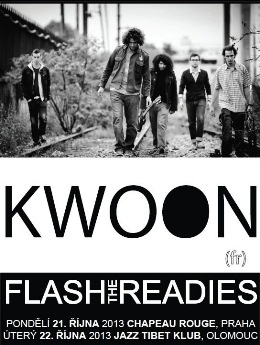 Kwoon + Flash the Readies