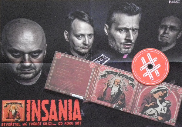 Insania CD