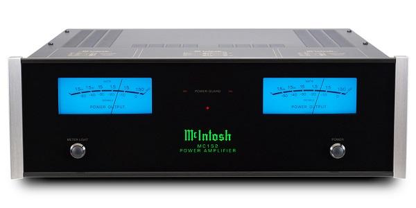 výkonový zesilovač McIntosh MC152