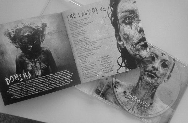 Moonspell - Extinct CD