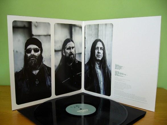 Kamchatka vinyl