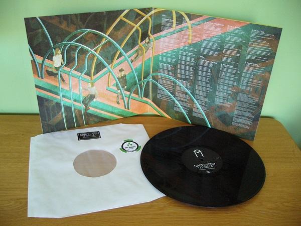 Innocence & Decadence vinyl