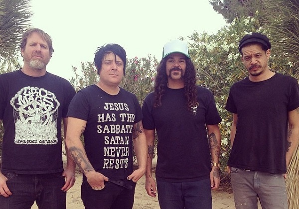 The Low Desert Punk Band