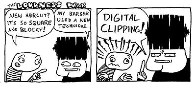 digital clipping