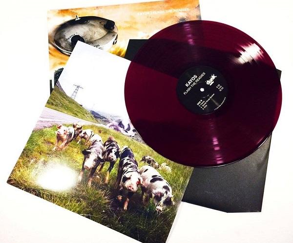 Kayos vinyl
