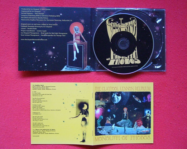 Monolith of Phobos digipak CD