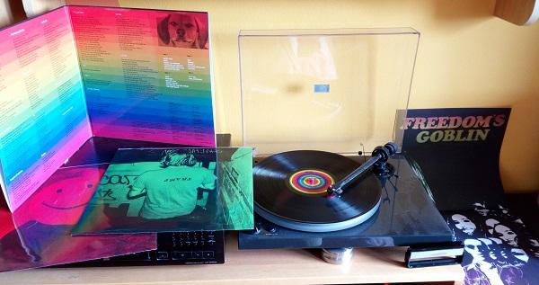 Freedom's Goblin vinyl