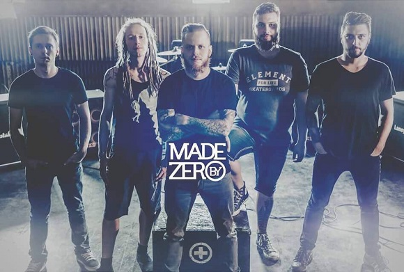 Made By Zero band