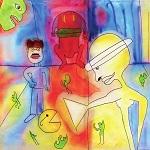 Love Machine - Mirrors & Money CD
