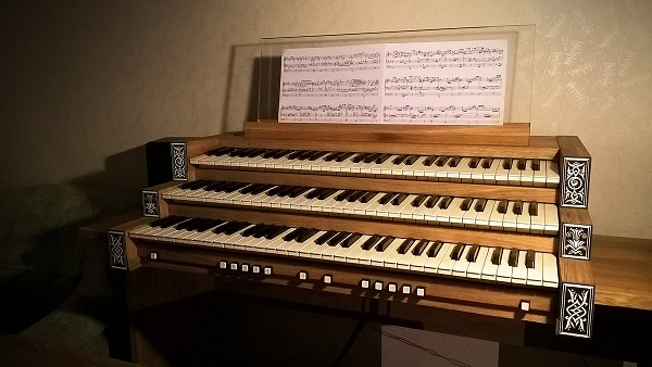 Markko's pipe organ