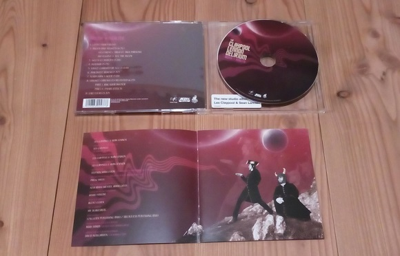 South of Reality CD