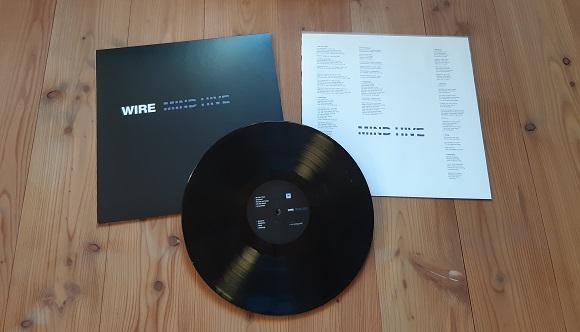 Wire - Mind Hive LP
