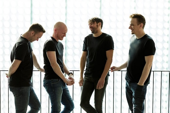 The Pineapple Thief band