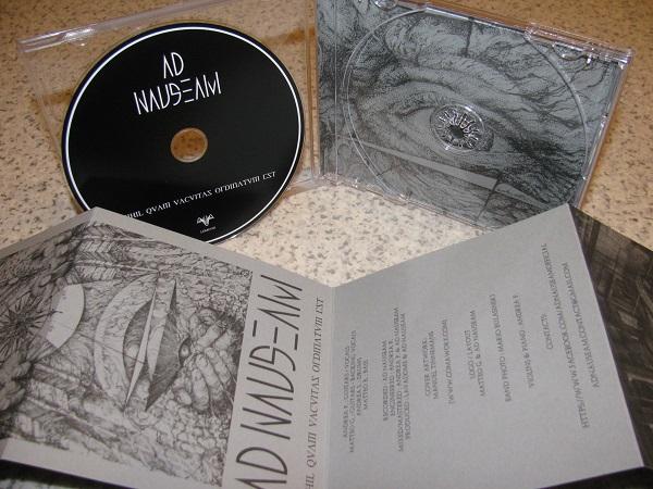 Ad Nauseam CD