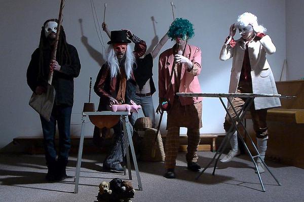 Kabaret doktora Caligariho
