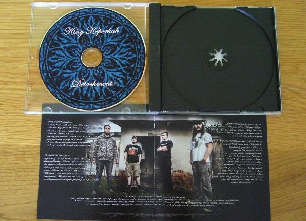 King Keporkak CD