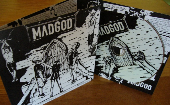 Madgod CD