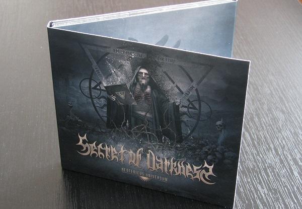 Secret of Darkness digipak CD