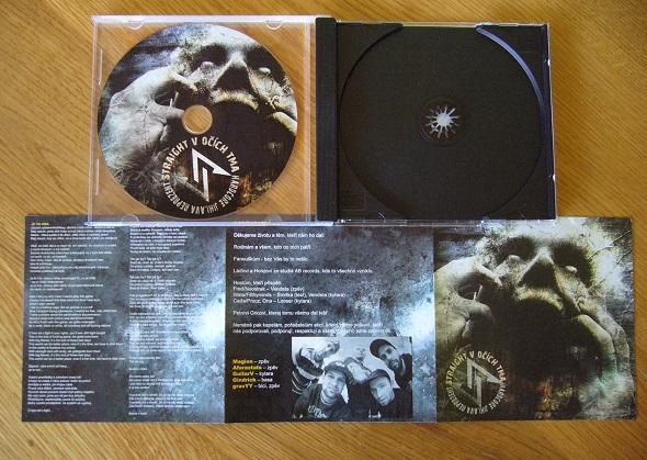 V očích tma CD