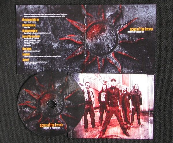 Scars of the Insane CD