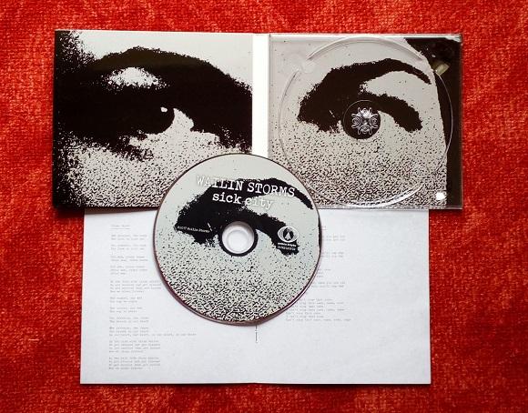 Sick City digipak CD