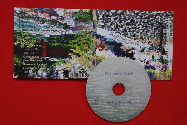 Charming Timur digipak CD