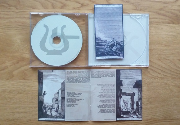 Hefaistova lyra CD