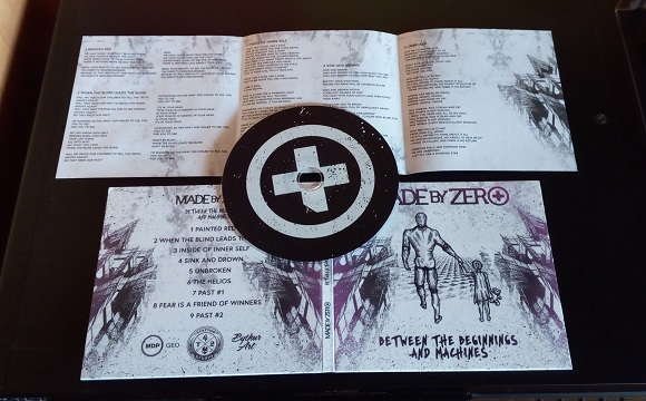 Made By Zero digipak