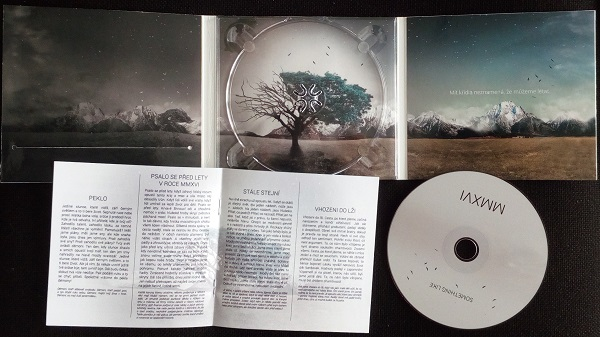 Something Like - MMXVI digipak CD