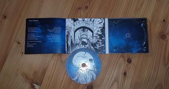 Øakvyl digipak CD