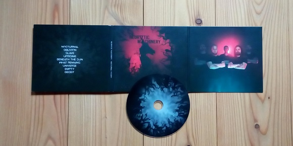 Neurotic Machinery - Nocturnal Misery digipak CD