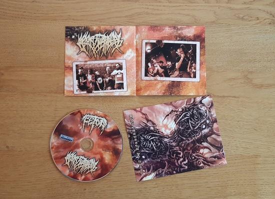 Fetor / Crepitation split CD